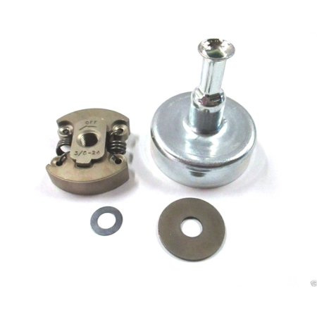 Mcculloch Nuts - Genuine MTD 753-05860 Clutch Fits Bolens Craftsman McCulloch Troy-Bilt Ryobi