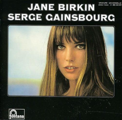 Serge Gainsbourg - Jane Et Serge 69 [CD]