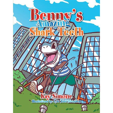 Benny's Amazing Shark Teeth - eBook
