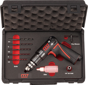 Calvan Alstart KGQE-323N Mini Air Drill Set