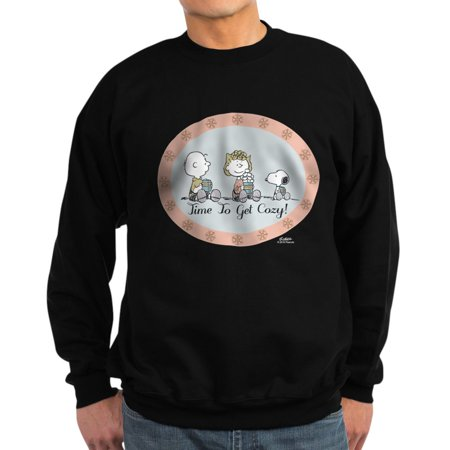 Classic Crewneck Sweatshirt - CafePress - Peanuts Cozy - Classic Crew Neck Sweatshirt