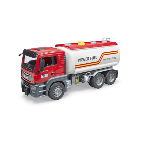 MAN TGS Tanker Truck