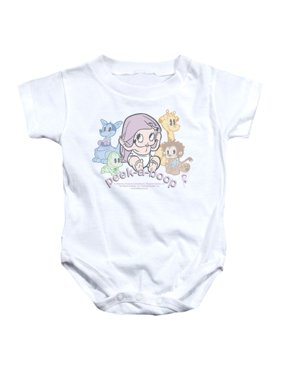 df426aa719b Product Image Betty Boop Cartoon Peek A Boo Baby Infant Romper Snapsuit