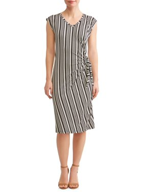 7ef6b14b6180 Product Image Women s V-Neck Tank Dress with Twisted Tie