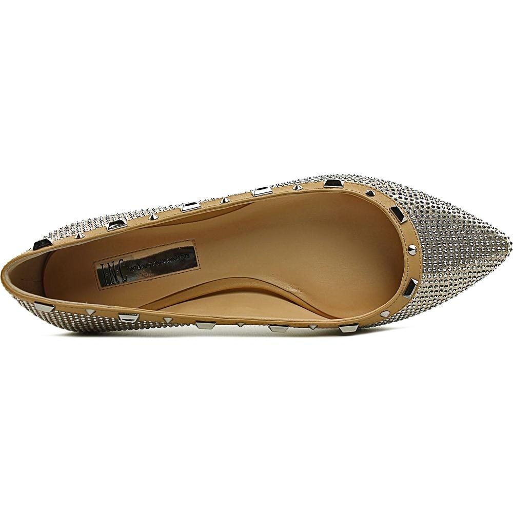 Inc Pointed International Concepts Womens Zabbie2 Pointed Inc Toe Ballet Flats f690ce