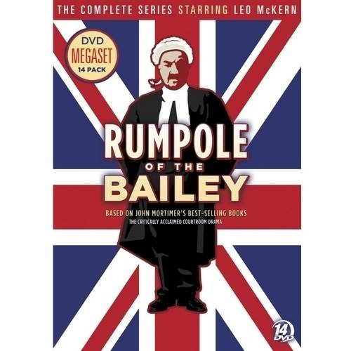 Rumpole of the Bailey: Complete Series [DVD]