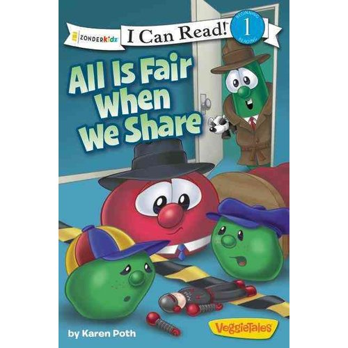Veggietales: All Is Fair When We Share