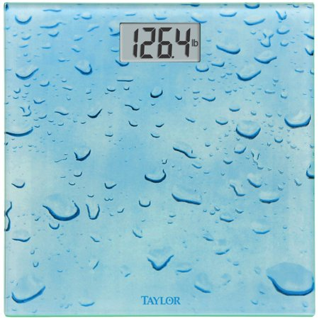 Taylor Precision Products 755841034Wd Digital Glass Water Drop Scale