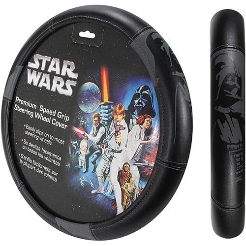Plasticolor Darth Vader Steering Wheel Cover