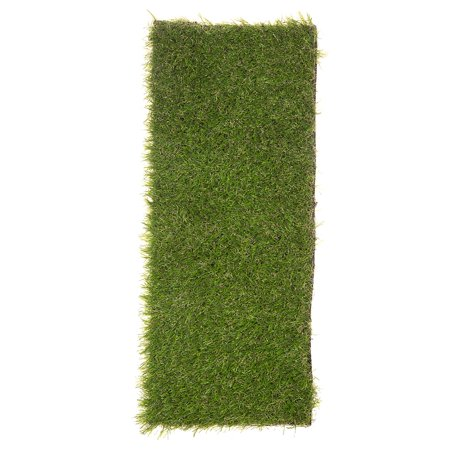 Artificial Grass Mat: Green, 24 x 10 - Green Grass Mats