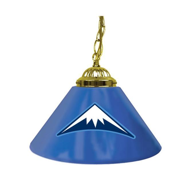 Denver Nuggets NBA Single Shade Bar Lamp - 14 inch