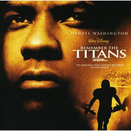 REMEMBER THE TITANS (OST) (CD) (Clash Of The Titans 2010 Trailer Music)