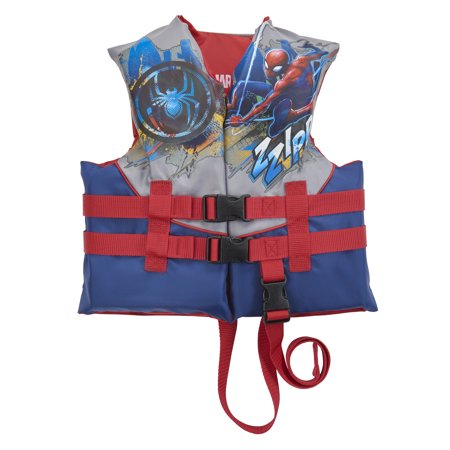 Marvel Spiderman Life Vest for Children Weighing 30-50 lbs
