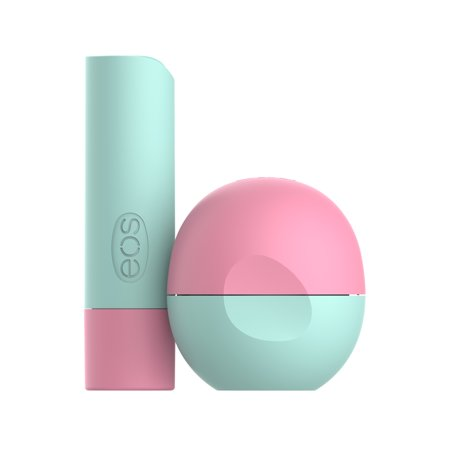 eos flavorlab Watermelon Frosé Lip Balm Sphere and Stick 0.39