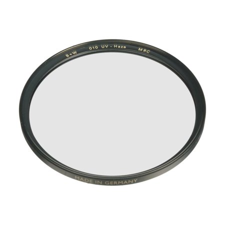 B + W 77mm UV Haze Multi-Resistant Coating (MRC) Glass Filter #010M