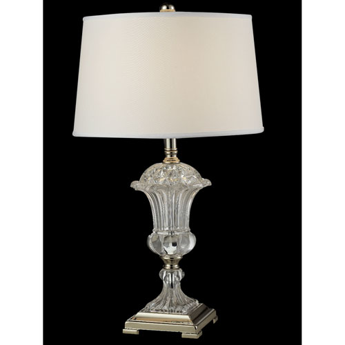 Dale Tiffany Orb 26'' H Table Lamp with Empire Shade