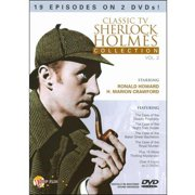 Classic TV Sherlock Holmes Collection: Volume 2