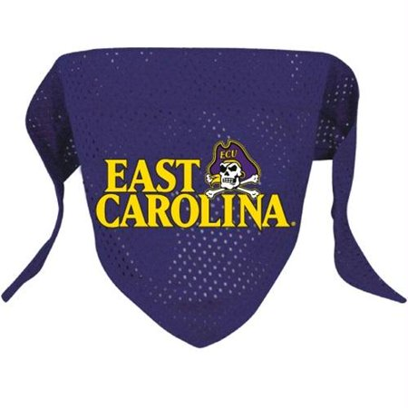 East Carolina Pirates Pet Mesh Bandana - Small