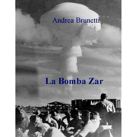 La bomba Zar - eBook - Bombas Halloween