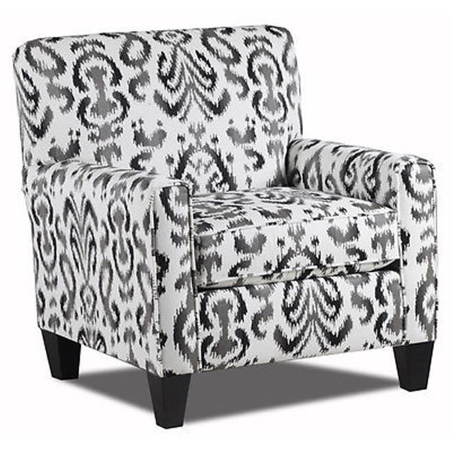 Carolina Accents CA6808- BUKP The Wellington Accent Chair - Bukara
