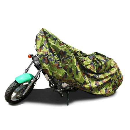 L 190T UV Protector For Harley Davidson Waterproof Motorbike Outdoor Rain Dust Motorcycle Cover For Harley Davidson - image 8 de 8