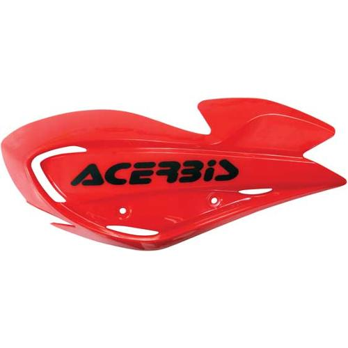 Acerbis Uniko ATV Handguards Red