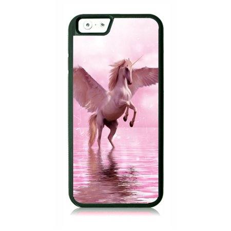 Winged Pink Angel Unicorn Black Rubber Case for the Apple iPhone 6 / iPhone 6s - iPhone 6 Accessories - iPhone 6s Accessories Case Dimensions (case length:) iphone 6s 5.5 inch case - iphone 6 5.5 inch case ; Case Dimensions (for iPhone with the following size screen:) iphone 6 4.7 case - iphone 6s 4.7 case ; This Apple iPhone 6 Case -  iPhone 6s is made of a durable rubber. TPU slim iPhone 6 Thin Case - iPhone 6s Thin Phone Case ; Black appleiphone6 case - 6s iphone case ; Bumper style iphone six case - iphone six s case ; These apple iphone 6 accessories - apple iphone 6s accessories feature a vibrant and everlasting flat printed image design. Beautiful, protective, essential and fun apple iphone 6 case - iphone 6s iphone case ; iphone 6s kids case - apple iphone 6 kids case - iphone 6 case for girls - iphone 6s case for girls - iphone 6 case for boys - iphone 6s kids case boys - iphone six case for teens - iphone 6s accessories for women and men