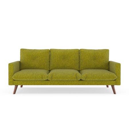 Brooklyn Sofa Pebble Weave - Avocado (Weave Sofa)