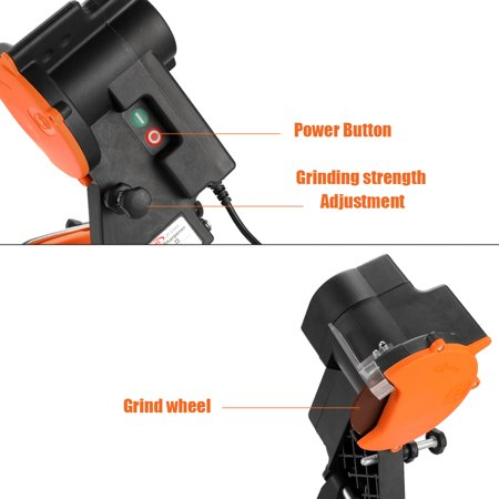 4800RPM 85W -230V Electric Chainsaw Chain Sharpener Grinder Grinding Machine Portable Garden Tools for Household and Industrial Use - image 6 of 7