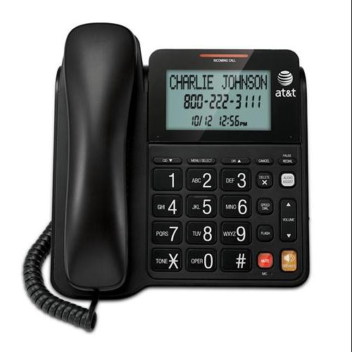 Corded Speakerphone CL2940 with Large Tilt Display