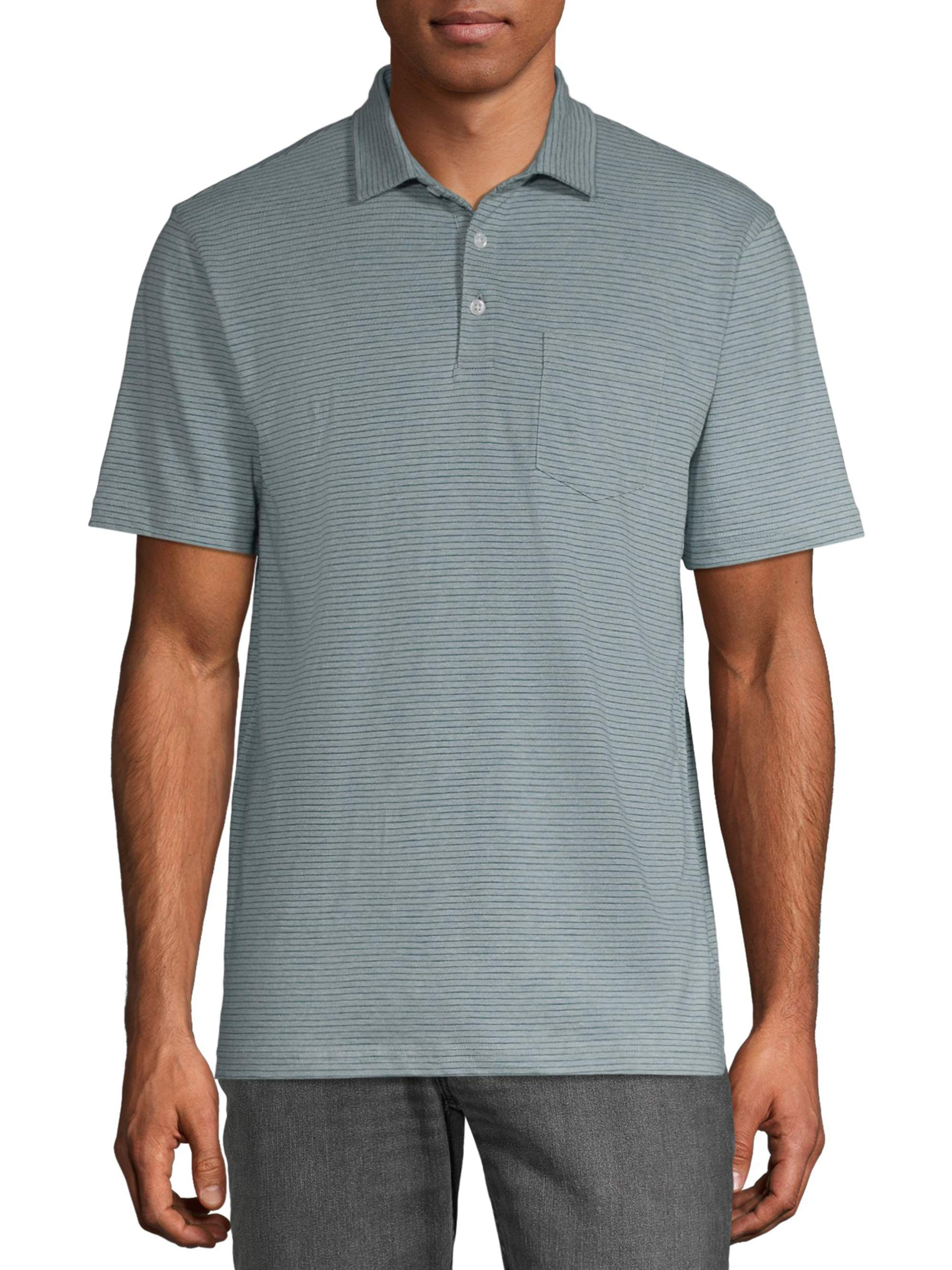 Men's Jersey Polo Only $5.50 a...