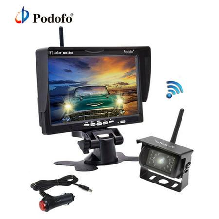 Wireless Backup Camera 7
