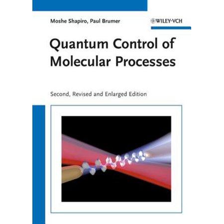 Quantum Control of Molecular Processes - eBook