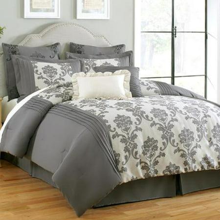 Daniella 8 Piece Comforter Set Queen Walmart Com