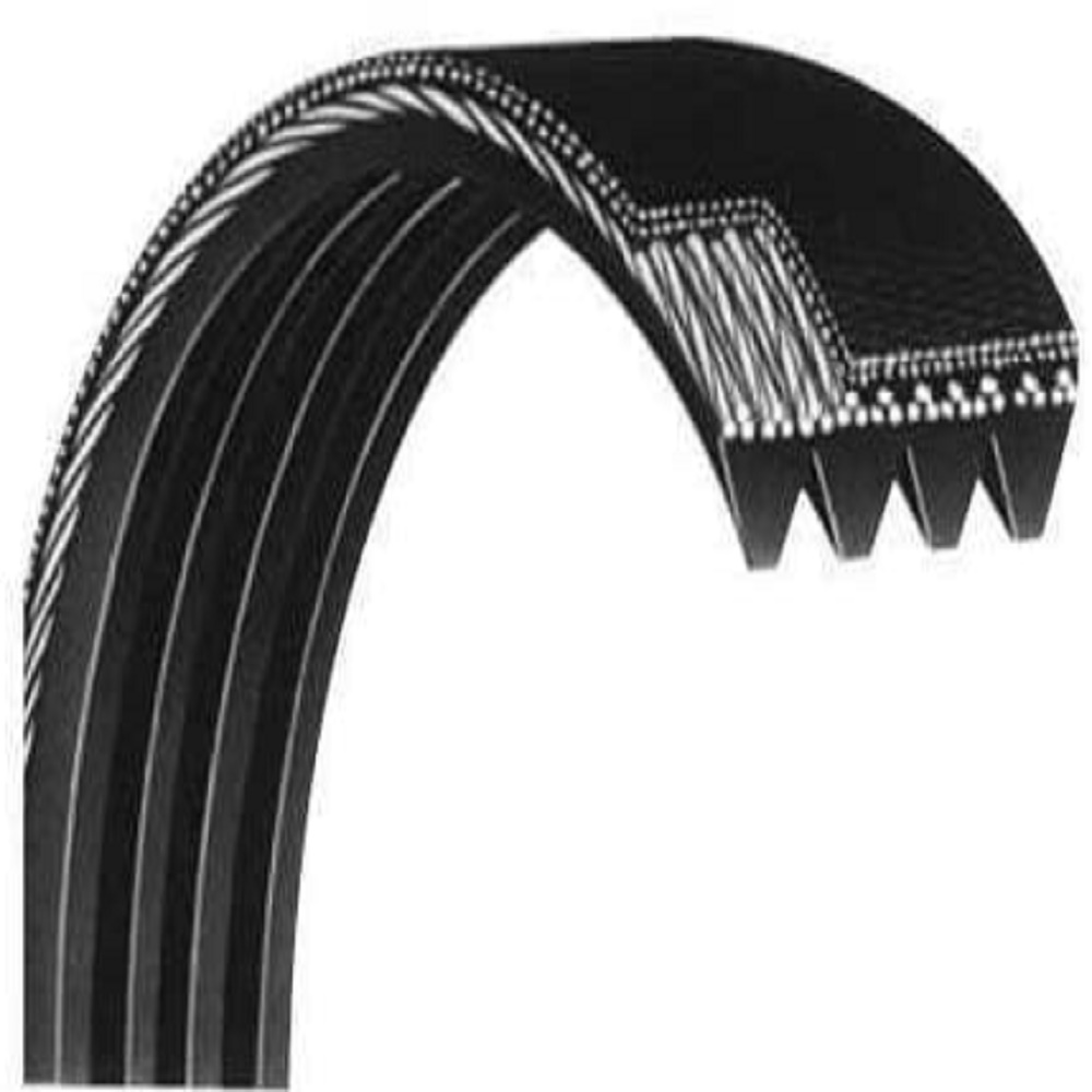 D/&D PowerDrive H95206 Reeves Pulley Corp Replacement Belt Rubber