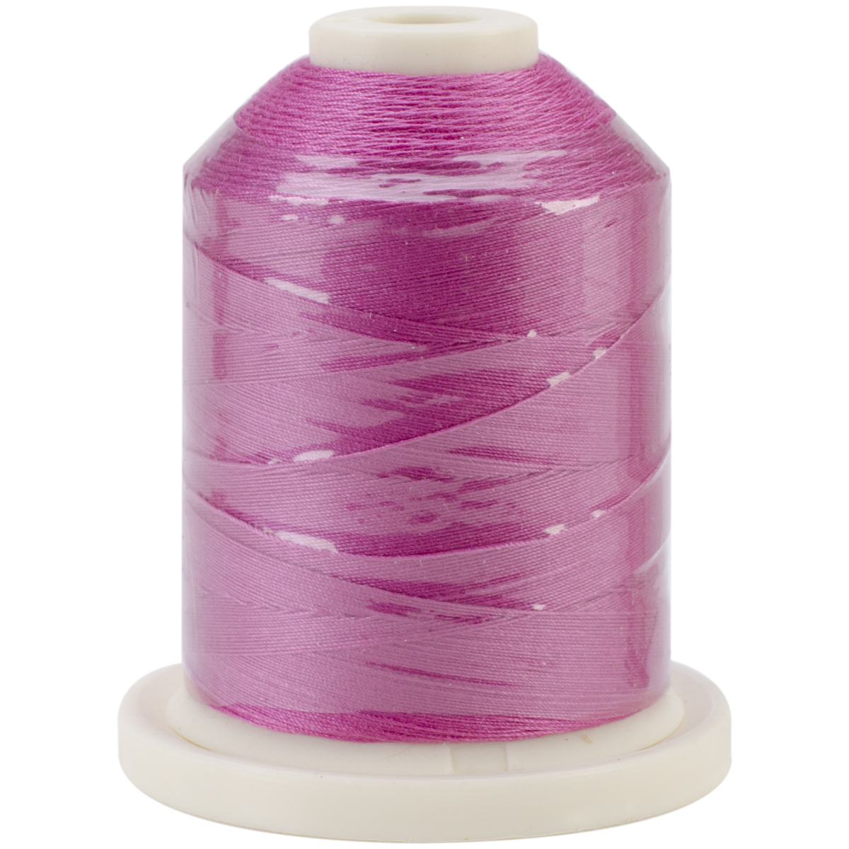 Signature 40 Cotton Solid Colors 700 Yards-Hot Pink Multi-Colored