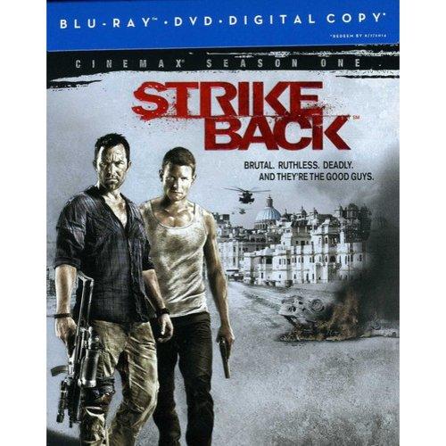 STRIKE BACK-SEASON 1 (BLU-RAY/DVD COMBO/DC/FF/4 DISC/CINEMAX SERIES)