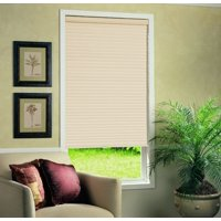"Cordless Cellular Light Filtering Glide Shade 23""x64"" IVORY"