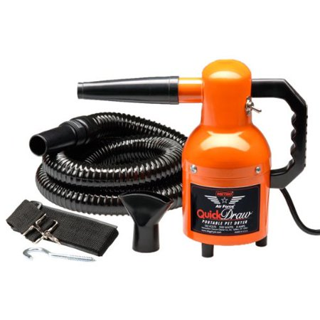 Metro Air 6� Hose with Air Flow Control Force Quick Draw Dryer