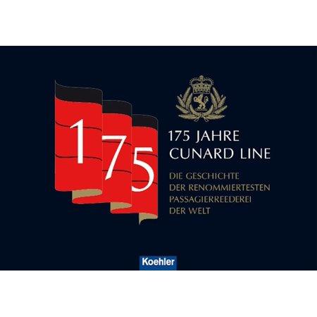 175 Jahre Cunard Line - eBook