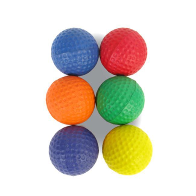 American Educational Products Ytaj-042 Foam Golf Ball, Set Of 6 by American Educational Products
