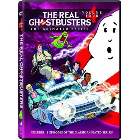The Real Ghostbusters: Volume 4 (DVD)