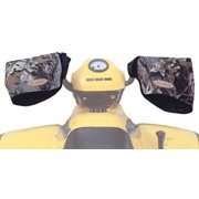 ATV Logic Hand Protectors Mossy Oak  Pair Hand Protectors (mitts)
