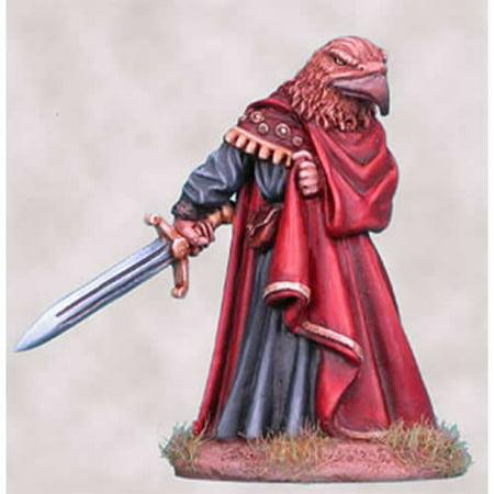 Dark Swords (Strange Companions Hawkman Miniature Elmore Masterwork Dark Sword)