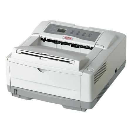 Oki B4600 Series Digital Monochrome Printer, 230V, Beige