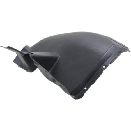 APR High Quality Aftermarket Fender Liner for 2003-2007 Cadillac CTS Wheelhouse Extension GM1248230 25664523 (Quality Wheelhouse)