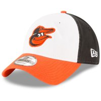 Baltimore Orioles New Era Youth Core Classic Replica 9TWENTY Adjustable Hat - White - OSFA