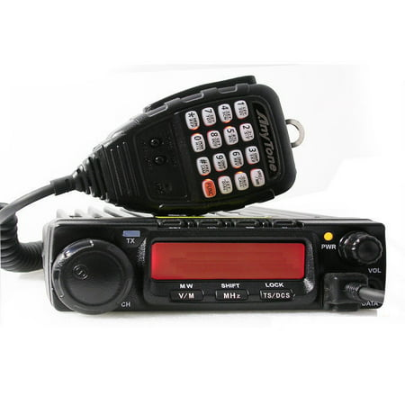 Anytone AT 588 UHF 400-490 MHz Mobile Transceiver