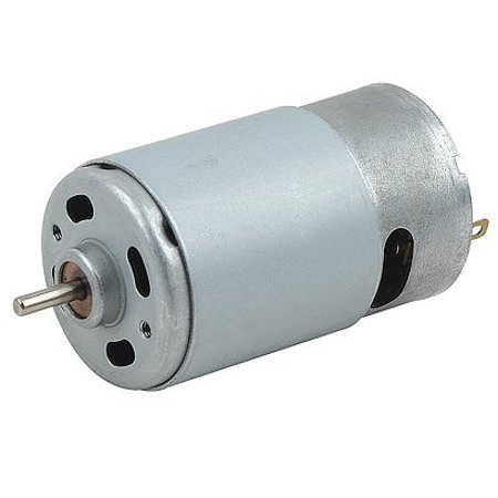 RS-550s 18v (6v - 24v) DC Motor - High Power & Torque for DIY  Electric/Electronic Projects, Drills, Robots, RC Vehicals, Remote  Controlled