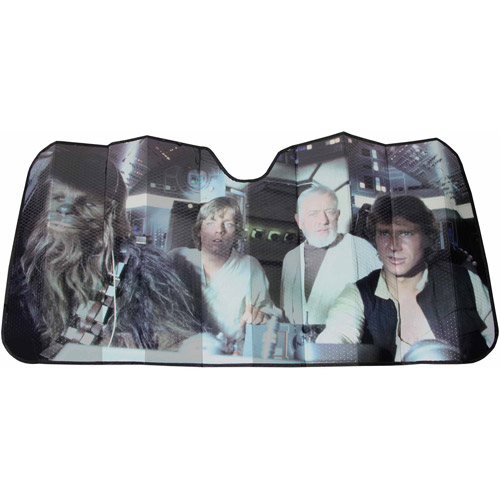 Plasticolor Sunshade, Star Wars